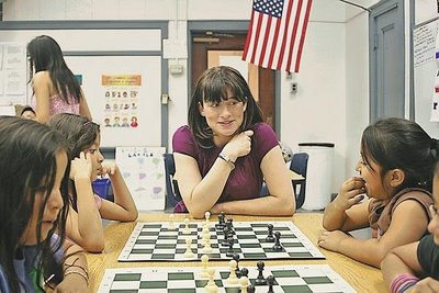 Does Chess Belong in the classroom? - Image courtesy of Susan Polgar