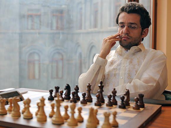 Levon Aronian - #3 del mundo