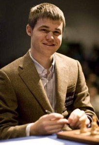 GM Magnus Carlsen - Winning