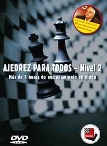 Ajedrez para todos 2 - MI Fernando Braga, MI Claudio Mínzer (Descarga Digital)