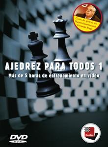 Ajedrez para todos 1 - MI Fernando Braga, MI Claudio Mínzer (Descarga Digital)