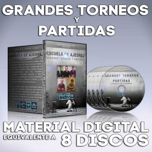 Los torneos y partidas más memorables de la historia - MEGA PACK (Descarga Digital)