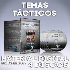 Complicaciones Tácticas - Conviértete en un jugador táctico - MEGA PACK (Descarga Digital)