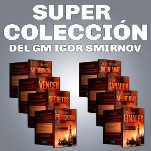 SUPER COLECCIÓN del GM Igor Smirnov