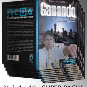Imperio Ajedrez Vols 1-10 Colección