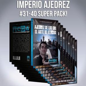 Imperio Ajedrez Vols 31-40 Colección