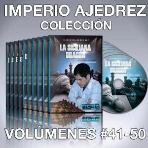 Imperio Ajedrez #41-50 Colección