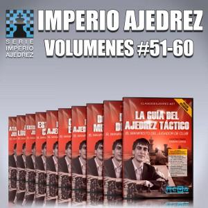 Imperio Ajedrez #51-60 - Colección