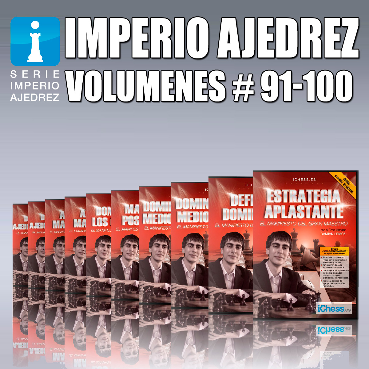El Manifiesto del Gran Maestro - Imperio Ajedrez 91-100