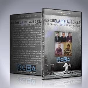 Domina los conceptos tácticos esenciales del ajedrez (Descarga Digital)