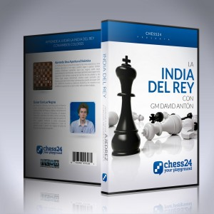 India de Rey - GM David Antón