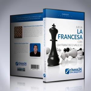 Juega la Francesa - GM Francisco Vallejo