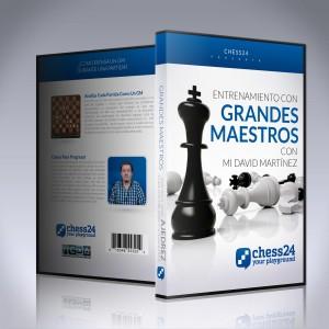 Entrenamiento con Grandes Maestros - MI David Martínez GMs Antón-Salgado-Vallejo-Gustafsson