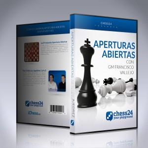 Aperturas Abiertas - GM Francisco Vallejo