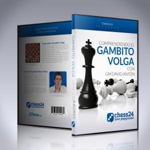 Comprendiendo el Gambito Volga - GM David Antón