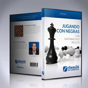 Jugando con negras - GM Francisco Vallejo