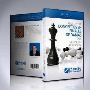 Finalopedia: Conceptos en finales de Damas - MI Ernesto Fernández