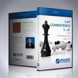1.e4! Combatiendo 1... e5 - GM Francisco Vallejo