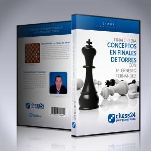 Finalopedia: Conceptos en finales de Torres - MI Ernesto Fernández