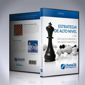 Estrategia de alto nivel - GM Julio Granda y MI David Martínez
