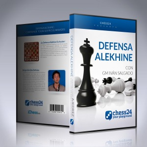 Defensa Alekhine - GM Iván Salgado