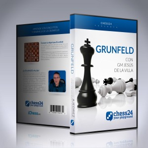 Grunfeld - GM Jesús de la Villa