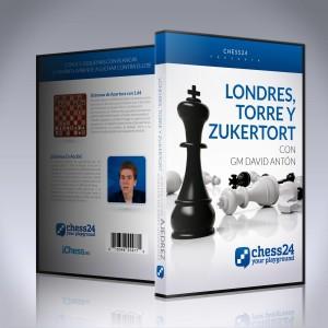 Londres, Torre y Zukertort - GM David Antón