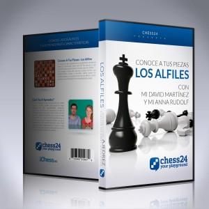 Conoce a tus piezas: Los Alfiles - MI David Martínez y MI Anna Rudolf