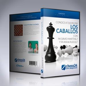 Conoce a tus piezas: Los Caballos - MI David Martínez y MI Anna Rudolf
