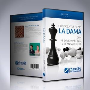Conoce a tus piezas: La Dama - MI David Martínez y MI Anna Rudolf