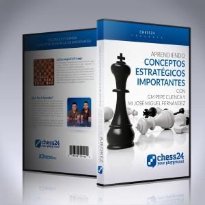 Aprendiendo conceptos estratégicos importantes - GM Pepe Cuenca y MI José Miguel Fernández