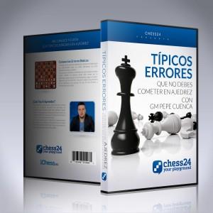 Típicos errores que no debes cometer en ajedrez - GM Pepe Cuenca