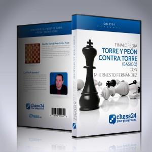 Finalopedia: Torre y peón contra Torre (Básico) - MI Ernesto Fernández