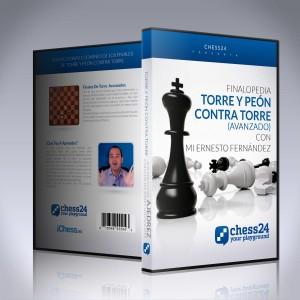 Finalopedia: Torre y peón contra Torre (avanzado) - MI Ernesto Fernández