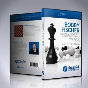 Bobby Fischer, un viaje a través del ajedrez del genio americano - GM Pepe Cuenca