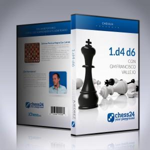 1.d4 d6 - GM Francisco Vallejo
