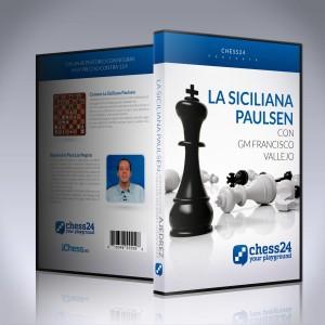 La Siciliana Paulsen - GM Francisco Vallejo