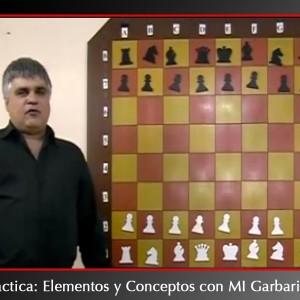 Táctica: Elementos y Conceptos Combinatorios por MI Rodolfo Garbarino