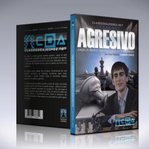 Juega un Ajedrez Agresivo Como un Gran Maestro (DVD para Principiantes) - GM Damian Lemos