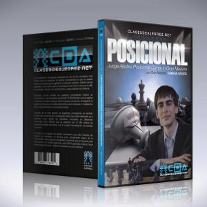 Juega Ajedrez Posicional Como un Gran Maestro (DVD para Principiantes) - GM Damian Lemos