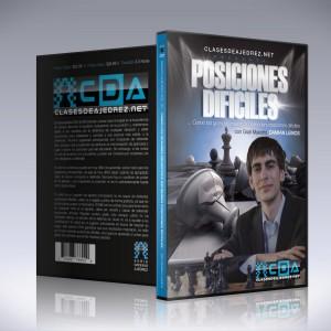 Como Los Grandes Maestros Defienden Posiciones Dificiles (DVD para Principiantes) - GM Damian Lemos