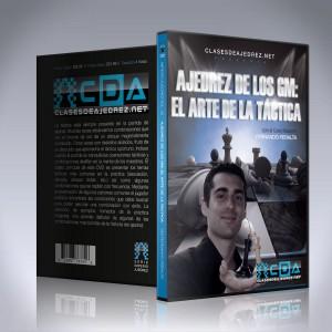 Ajedrez de los GM: El Arte de la Táctica - GM Fernando Peralta