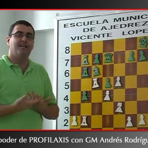 El Poder de PROFILÁXIS por GM Andrés Rodríguez