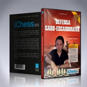 Defensa Caro-Escandinava - MI Jacobo Caselas