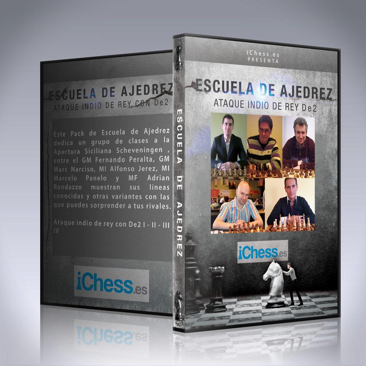 escuela de ajedrez india de rey de2